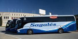Sagalés, S. A. | Compagnies d'autobus | Transport | Où ...