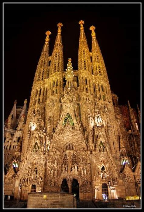 Sagrada Familia Barcelona Facts