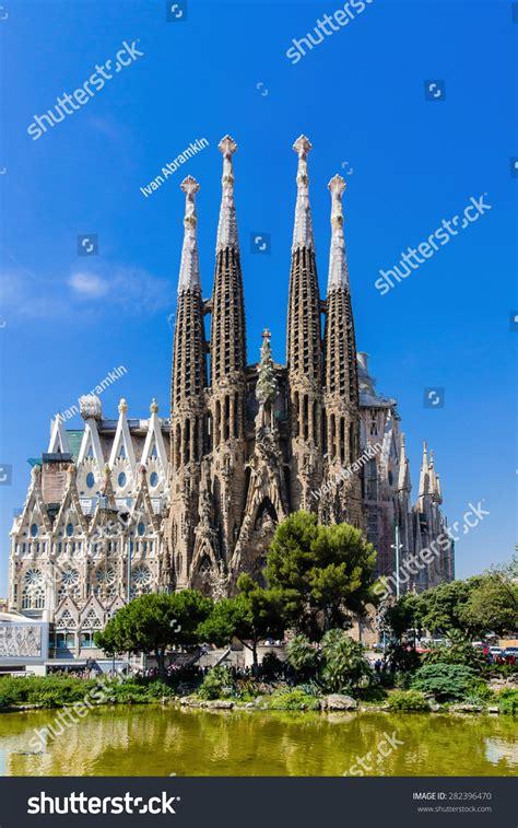 Sagrada Familia Barcelona Stock Photo 282396470   Shutterstock