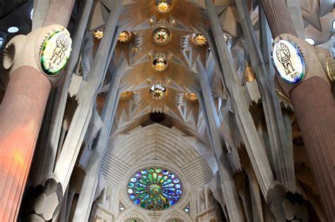 SAGRADA FAMILIA DE BARCELONA. El símbolo de Barcelona y ...