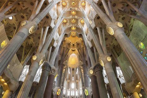 Sagrada Familia Interior Columns   www.pixshark.com ...