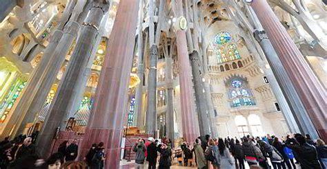 Sagrada Familia Interior Columns | www.pixshark.com ...