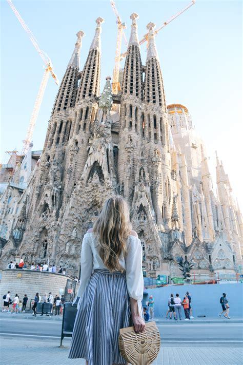 Sagrada Familia   travel tips & dress code