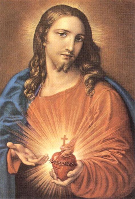 Sagrado corason de Jesus dibujo - Imagui