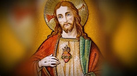 Sagrado Corazón de Jesús - YouTube