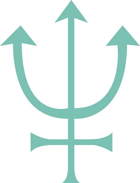 Sailor Moon Neptune Symbol