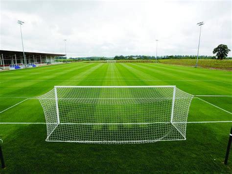 Saint George's Park: El lujoso hogar del fútbol inglés