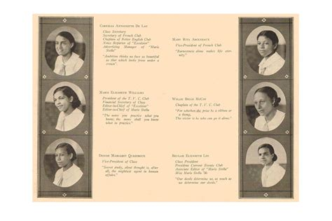 Saint Mary s Academy   New Orleans, 1936   CreoleGen