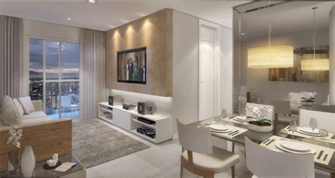Sala De Estar : sala de jantar conjugada com sala de estar ...