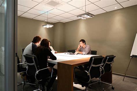 Salas de reuniones en centro de negocios Almería
