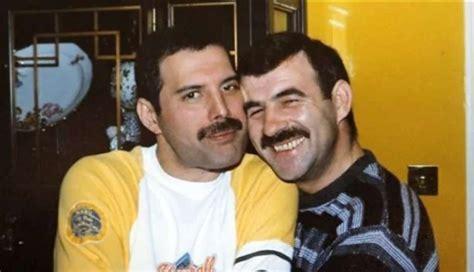 Salen a la luz imágenes inéditas de Freddie Mercury y su ...
