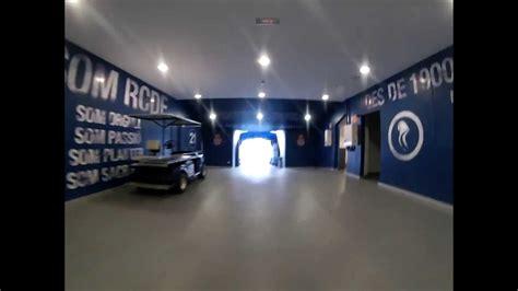 Salida al Campo del RCD Espanyol   YouTube