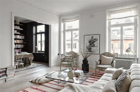 Salón blanco, comedor negro - Blog tienda decoración ...