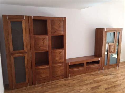 Salones bc: Muebles de madera maciza para el salon.| Los ...