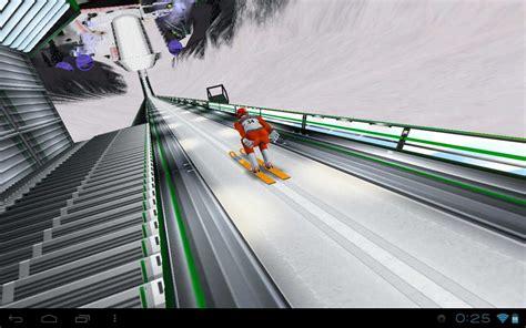 Saltos extremos a pleno invierno con Super Ski Jump