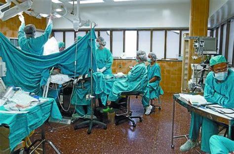 Salut comunica a los hospitales que dejen de operar por ...