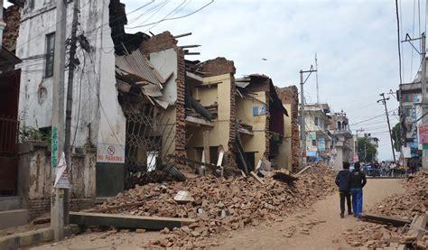 Salvadoreños en Nepal se encuentran bien tras segundo ...