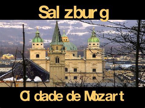 Salzburg, ciudad de Mozart