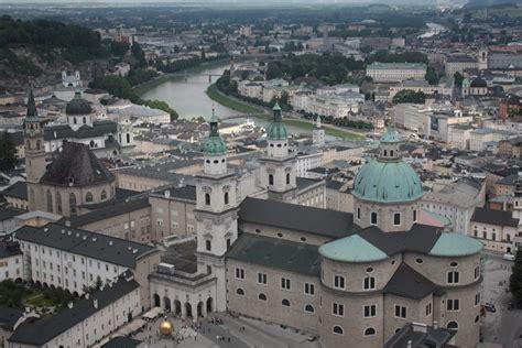 Salzburgo, ciudad de cuento en el corazón de Europa