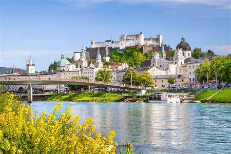 Salzburgo, La Ciudad De La Música Y El Arte