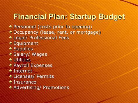 Sample business plan presentation(2)