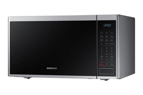 Samsung - Horno de microondas/dorador de 1.4 pies cúbicos ...
