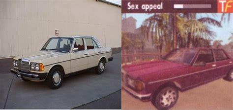 San Andreas\\\ daki araçların gerçekteki isimleri ...