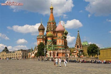 San basilio mosca piazza rossa   Foto Mosca Cattedrale di ...