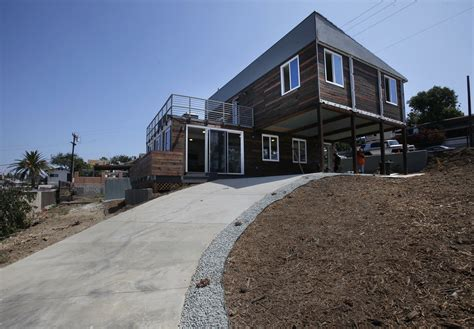 San Diego container home goes on market for nearly ...