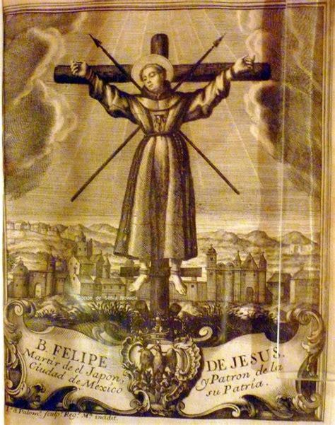 SAN FELIPE DE JESUS 1572-1597   Ecce Christianus