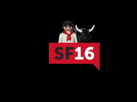 # SAN FERMIN PLAYMOBIL 2016 - YouTube