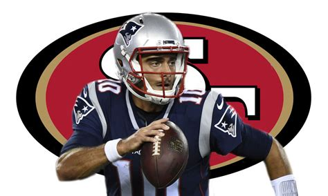 San Francisco Treat? 49ers trade for Jimmy Garoppolo ...