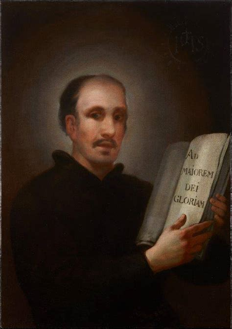 San Ignacio de Loyola  Goya    Wikipedia, la enciclopedia ...