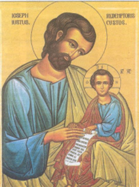 San José: Figura evangélica, JPII