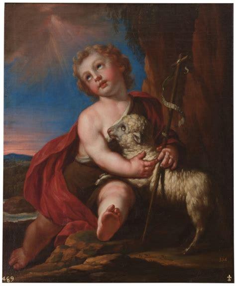 San Juan Bautista, niño   Colección   Museo Nacional del Prado