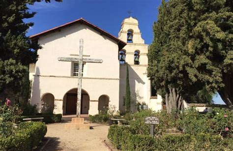 San Juan Bautista State Historic Park San Francisco Day Trip
