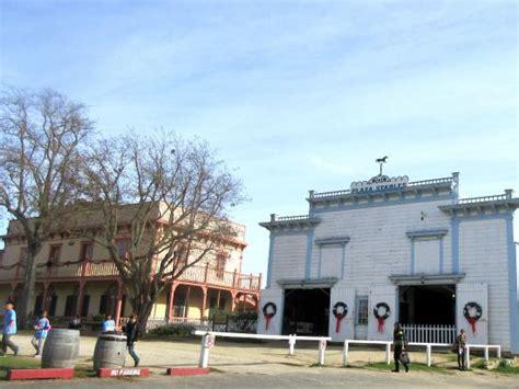 San Juan Bautista State Historic Park, San Juan Bautista ...
