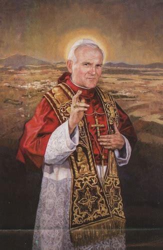 San Juan Pablo II, en el Santo Cristo de Urda (Toledo)