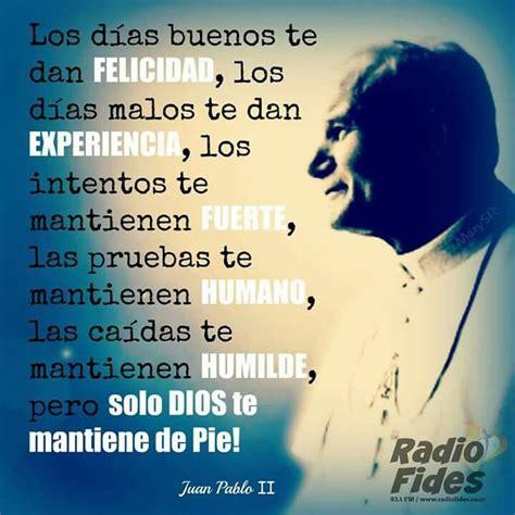 San Juan Pablo II | Fe católica | Pinterest | Papa juan ...