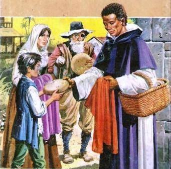 San Martín de Porres: El tacto de la caridad « Fray Martín ...