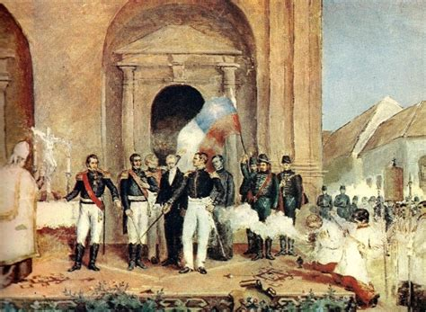 San Martín no fue nadie para la Historia de Chile   Taringa!