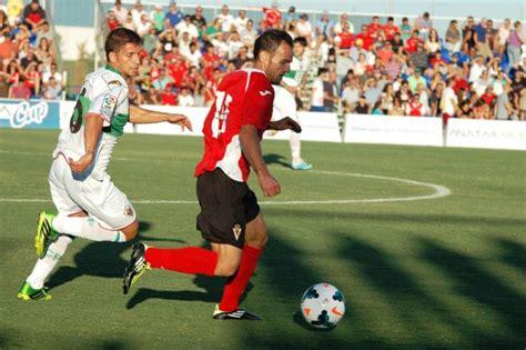 SAN PEDRO DEL PINATAR / Real Murcia 0- - 1 Elche CF ...