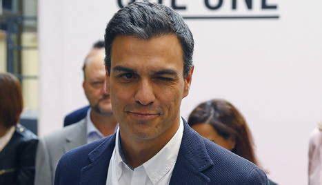 Sánchez comienza la operación acoso y derribo de Rajoy