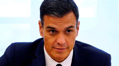 Sánchez: «Hablar sobre mi tesis es enturbiar la calidad de ...