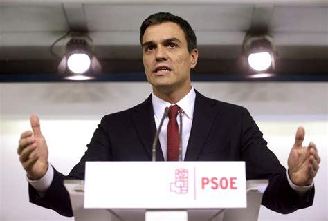 Sánchez reta a los barones del PSOE y habla con Iglesias ...