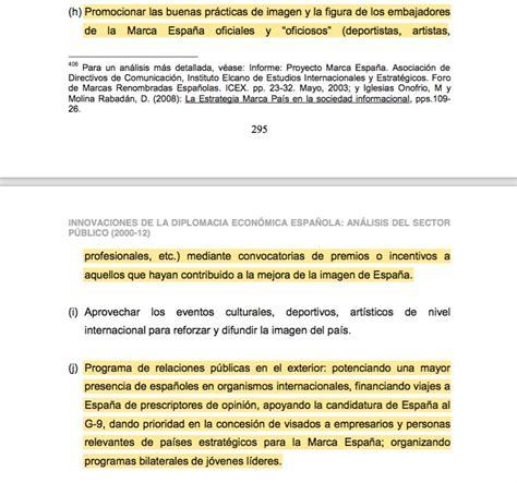 Sánchez también plagió en 'su' tesis un informe del ICEX ...