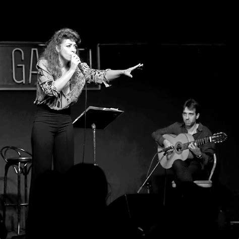 """» Sandra Carrasco: """"Para mí el flamenco es un estado ..."""