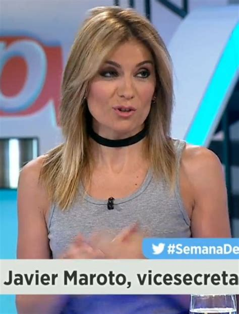 Sandra Golpe hoy en espejo público