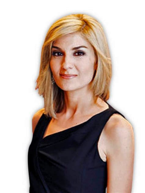 Sandra Golpe. Presentadora de Informativos de Antena 3 ...