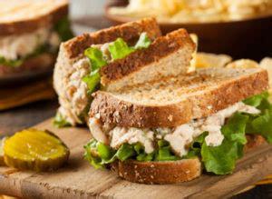 Sandwich de pollo y pepinos | Mayonesa Estilo Casero y Aceites